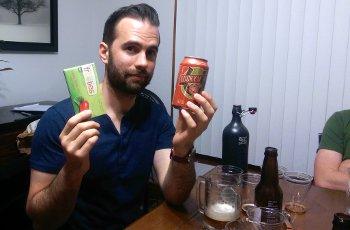Miracle Frooties Beer Tasting