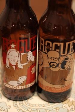 Rogue Snickers Beer