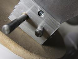 Barley Crusher Adjustment Knob