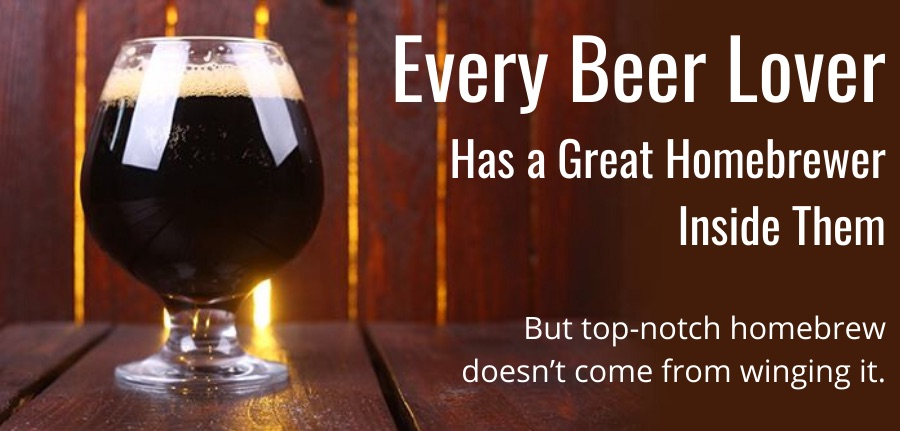 Homebrewing Beer Lover and Great Home Made Beer Graphic