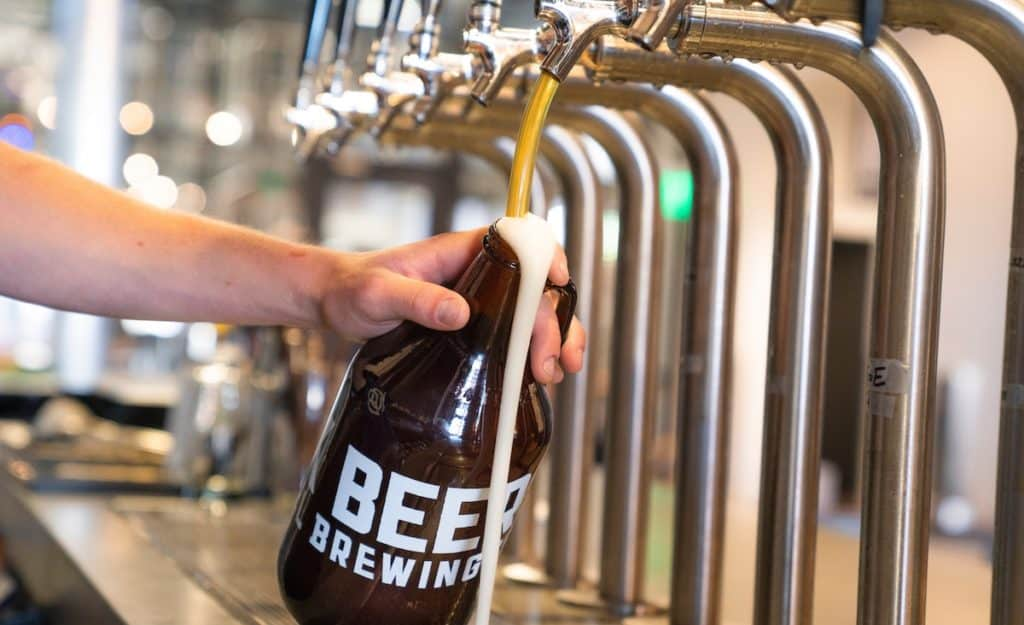 Best Quality Beer Growlers Non-pressurized Homebrew Academy