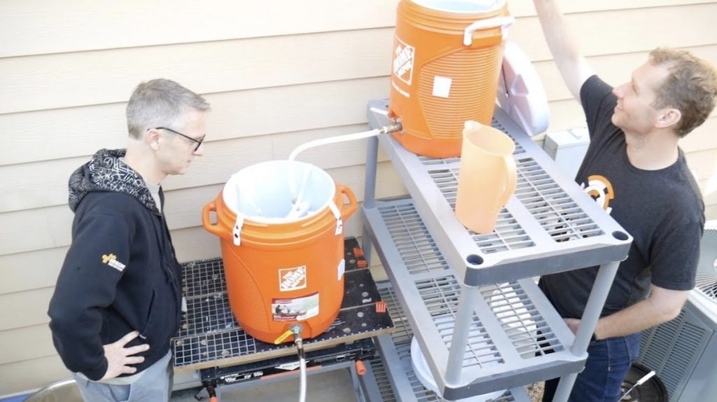 Blichmann BrewEasy Vs. DIY Homebrew Setup
