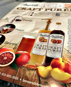 Amoretti Fruit Flavoring for Beer