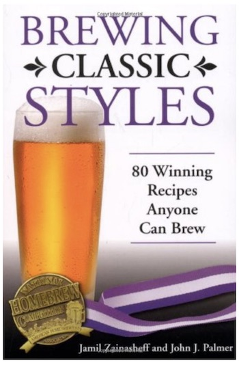 Brewing Classic Styles Book by John J Palmer