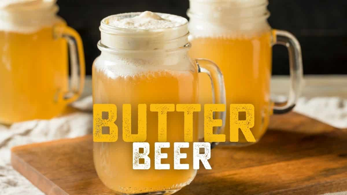 How to Brew Easy, Creamy Butter Beer