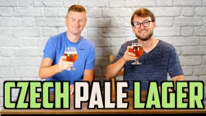 Czech Pale Lager Homebrew Challenge