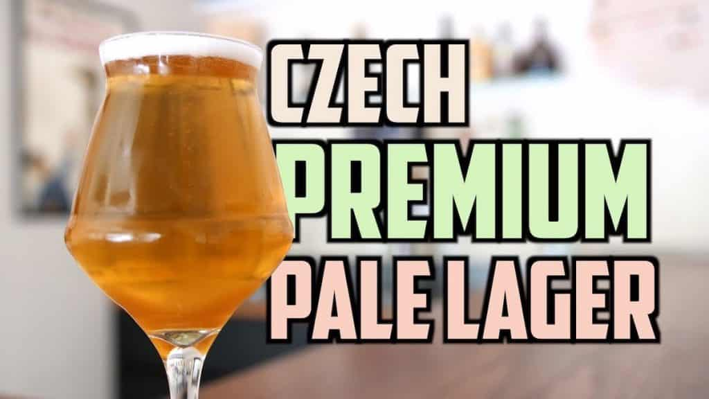 How To Brew Czech Premium Pale Lager | Homebrew Challenge