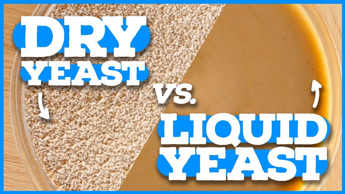 Dry Yeast vs Liquid Yeast – Pros and Cons