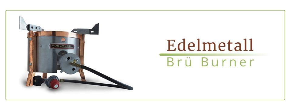 Edelmetall Bru Propane Burner