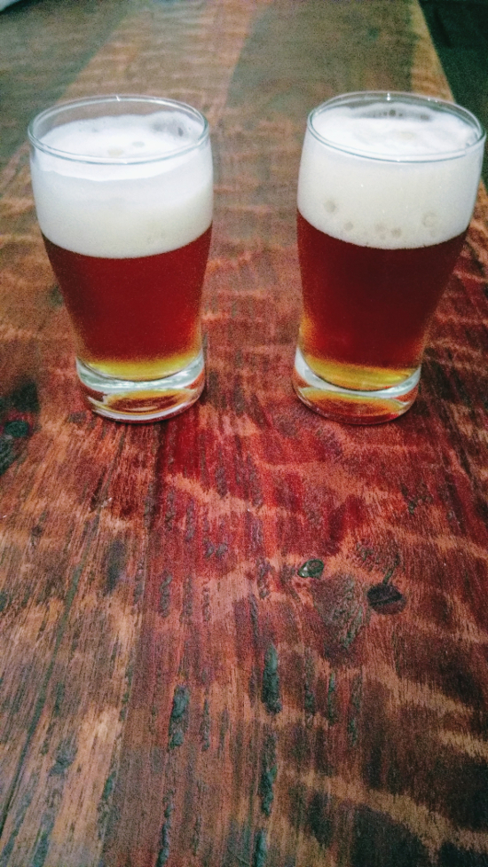 Belgian Pale Ale Split Between Two Yeasts