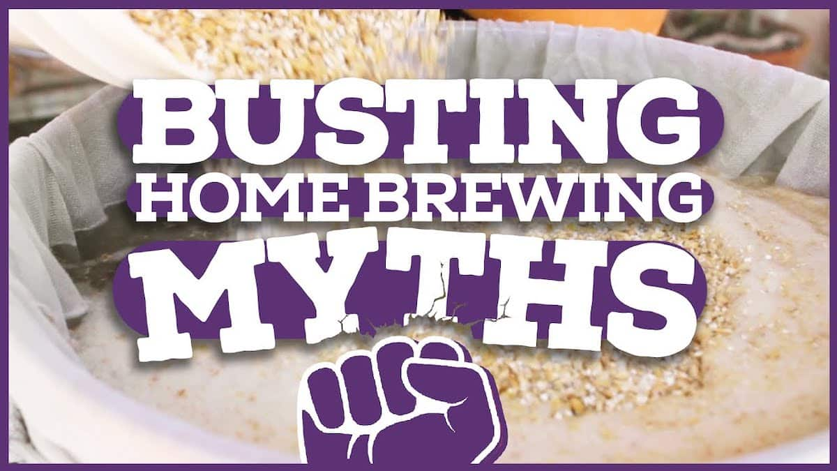 Home Brewing Myths