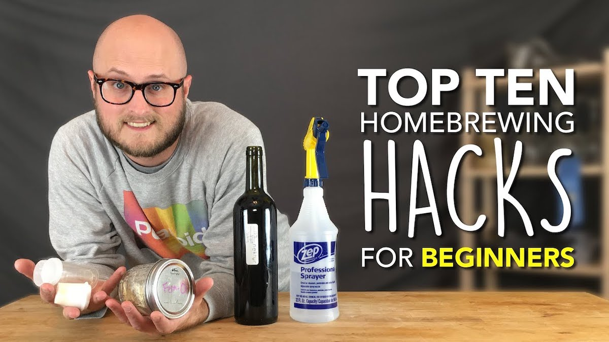 Homebrewing Hacks for Beginners and Experts