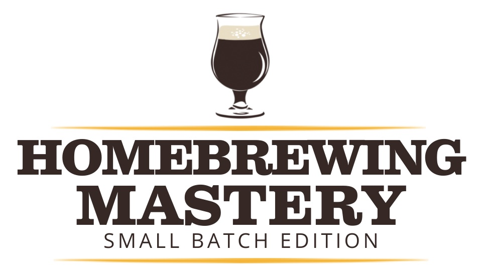 Homebrewing Mastery: Small-Batch Edition