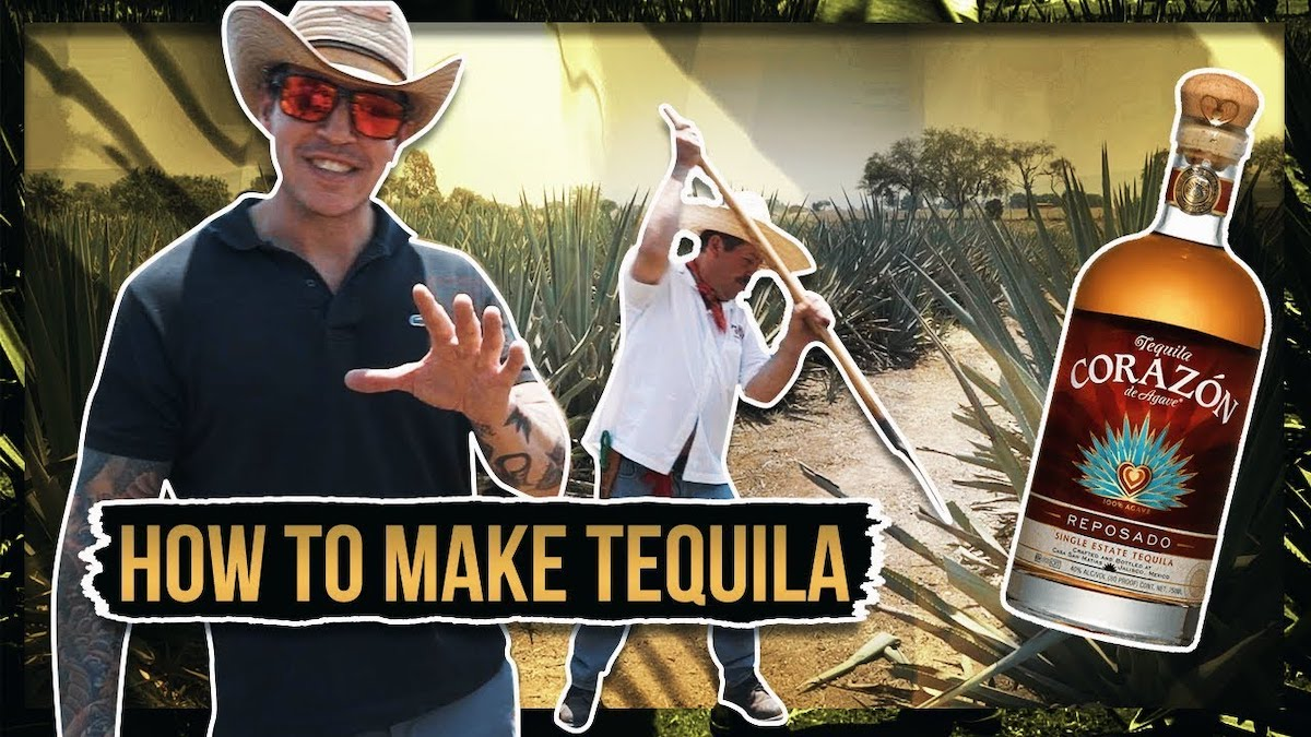 How Authentic Tequila is Made