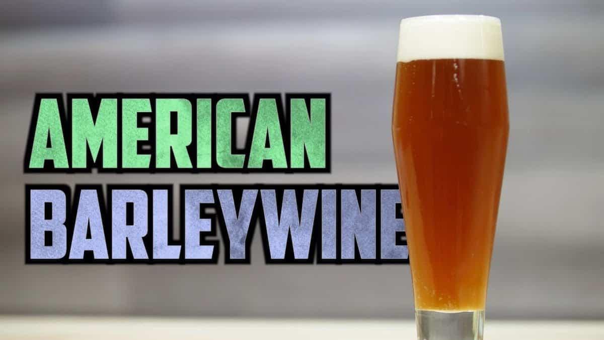 How To Brew American Barleywine | Homebrew Challenge