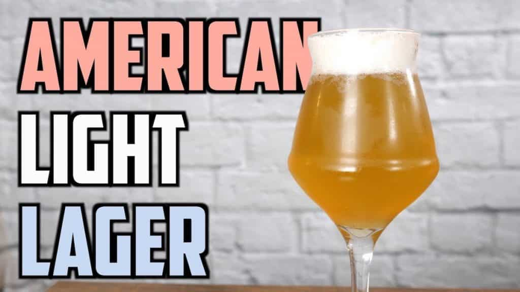 How To Brew American Light Lager | Homebrew Challenge