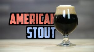 How To Brew American Stout Beer