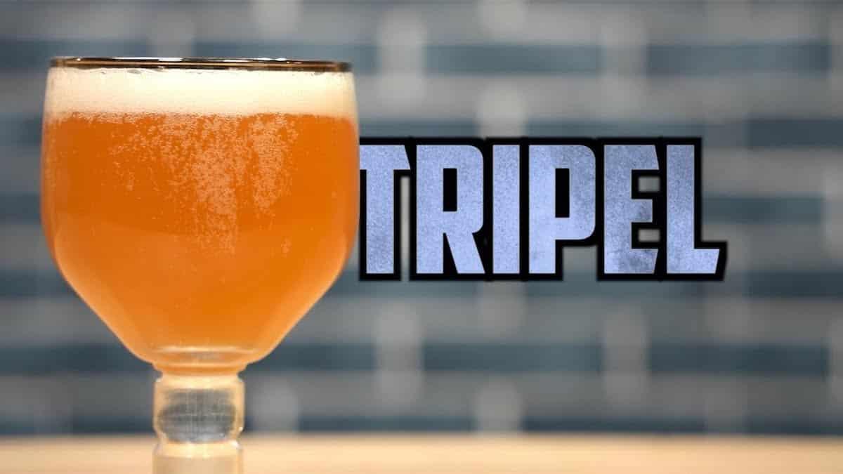 How To Brew Belgian Tripel   Homebrew Challenge
