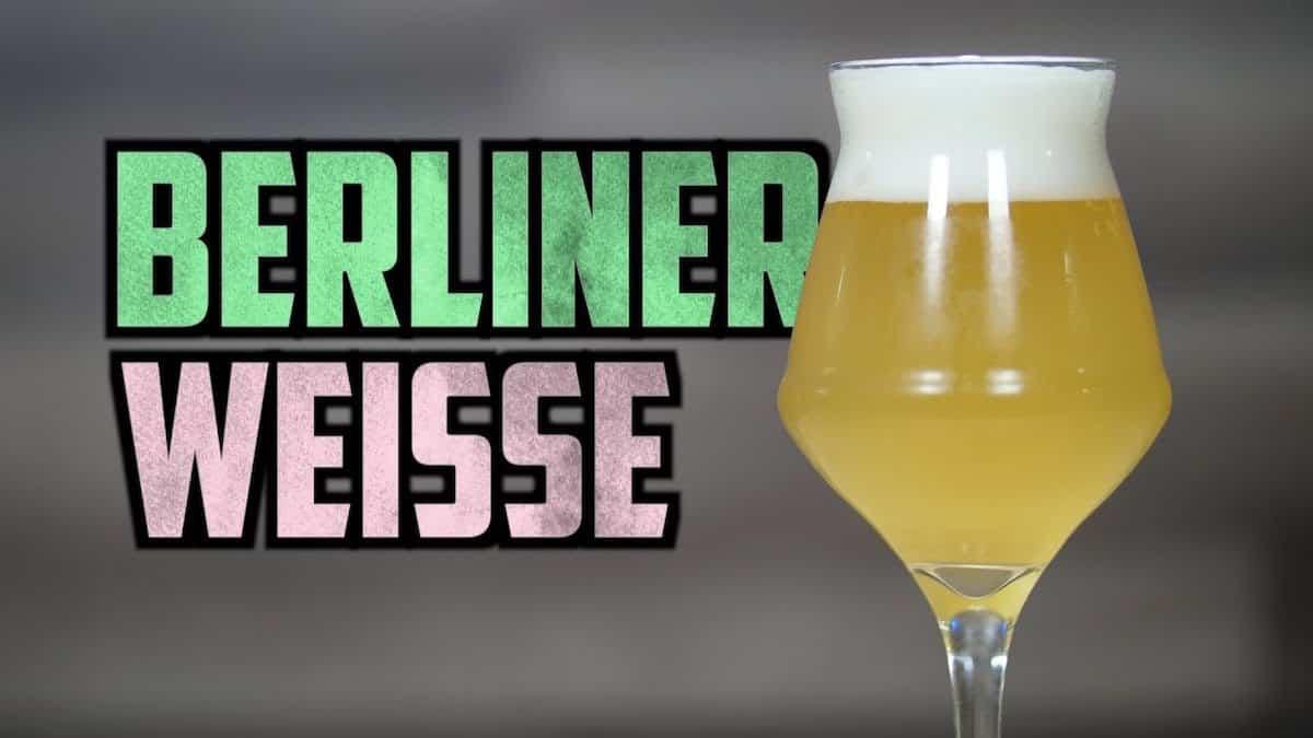 How To Brew Berliner Weisse | Homebrew Challenge
