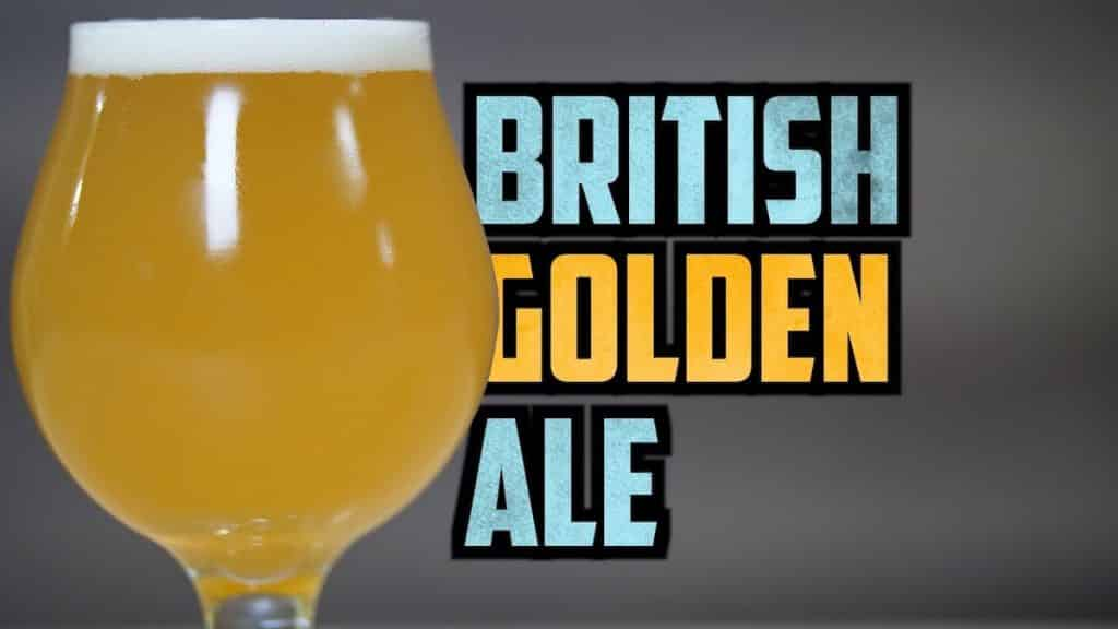 How To Brew British Golden Ale | Homebrew Challenge