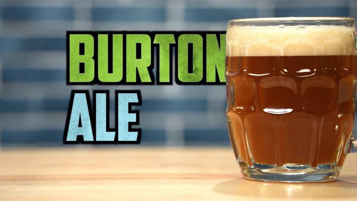 How To Brew Burton Ale