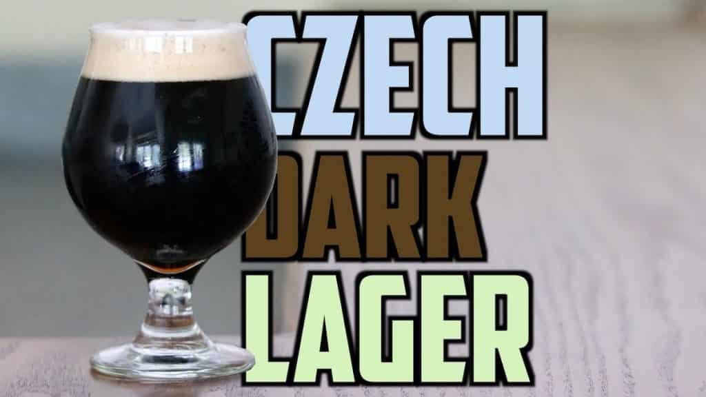 How To Brew Czech Dark Lager Beer | Homebrew Challenge