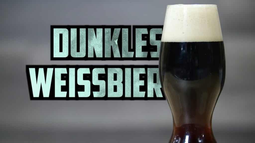 How To Brew Dunkles Weissbier | Homebrew Challenge