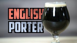 How To Brew English Porter