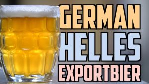 How To Brew German Helles Exportbier Homebrew Challenge