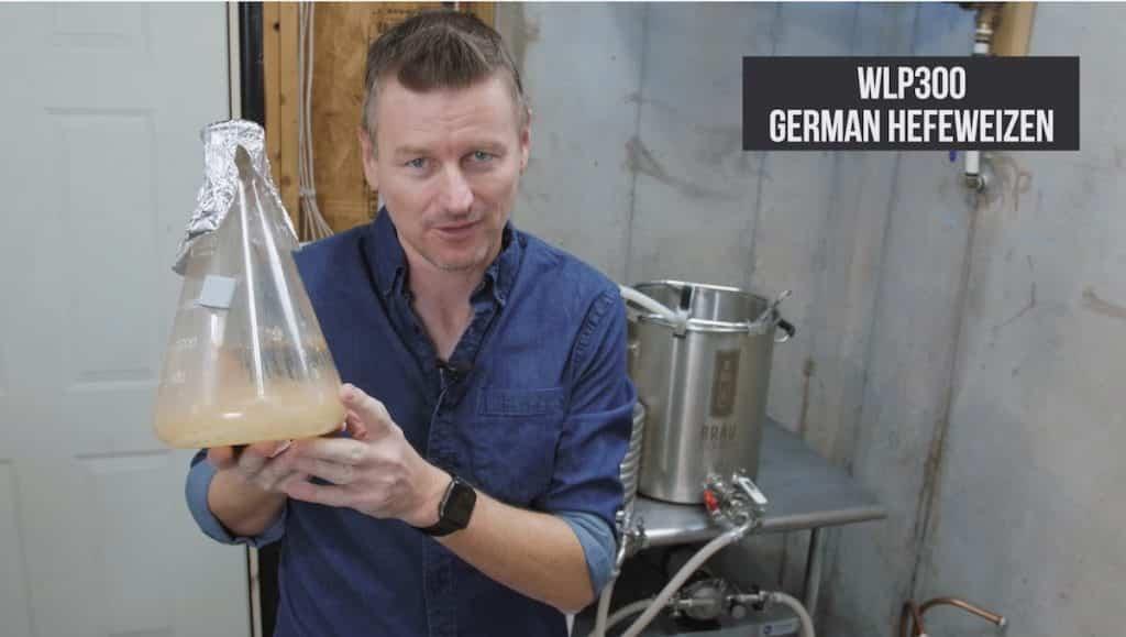 How To Brew Hefeweizen Weissbier Homebrew Challenge 5