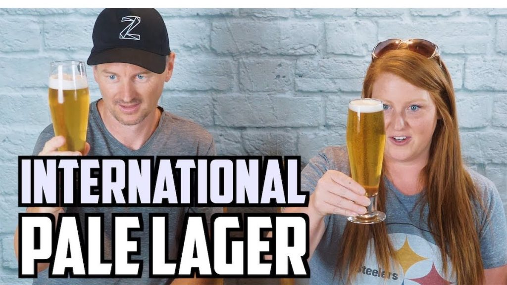 How To Brew International Pale Lager | Homebrew Challenge