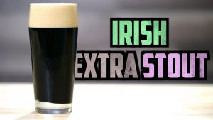 How To Brew Irish Extra Stout