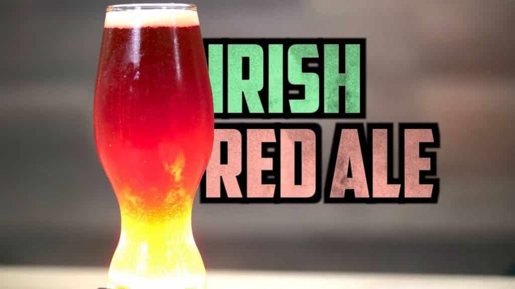 How To Brew Irish Red Ale Homebrew Challenge