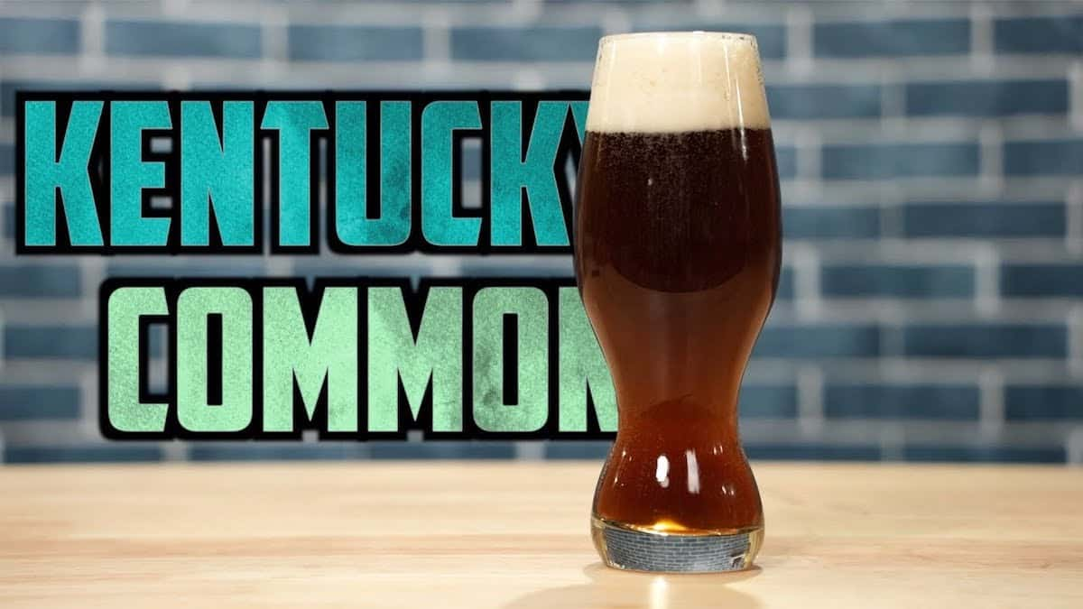 How To Brew Kentucky Common | Homebrew Challenge
