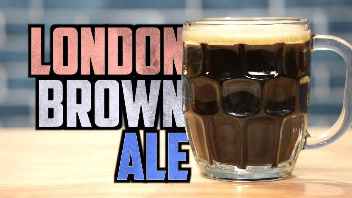 How To Brew London Brown Ale | Homebrew Challenge