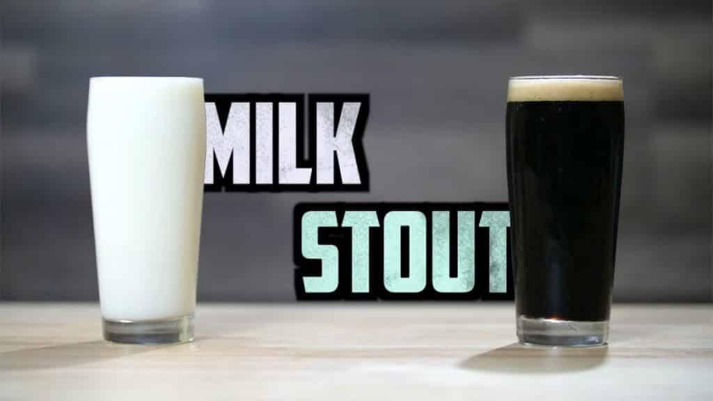 How To Brew Milk Stout