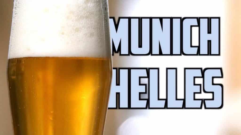 How To Brew Munich Helles Beer | Homebrew Challenge