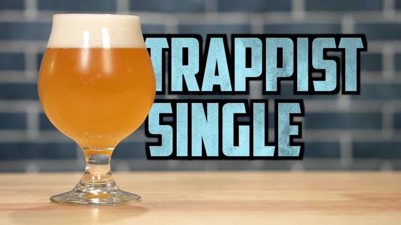 How To Brew Trappist Single   Homebrew Challenge
