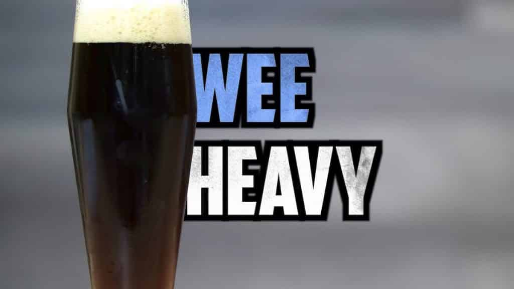 How To Brew Wee Heavy Beer