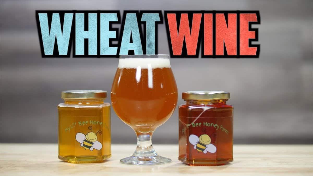 How To Brew Wheatwine | Homebrew Challenge