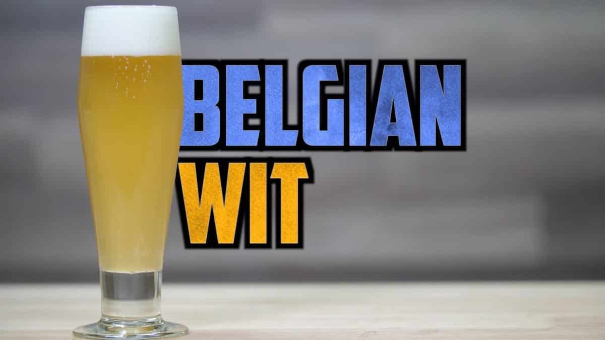 How To Brew Witbier | Homebrew Challenge