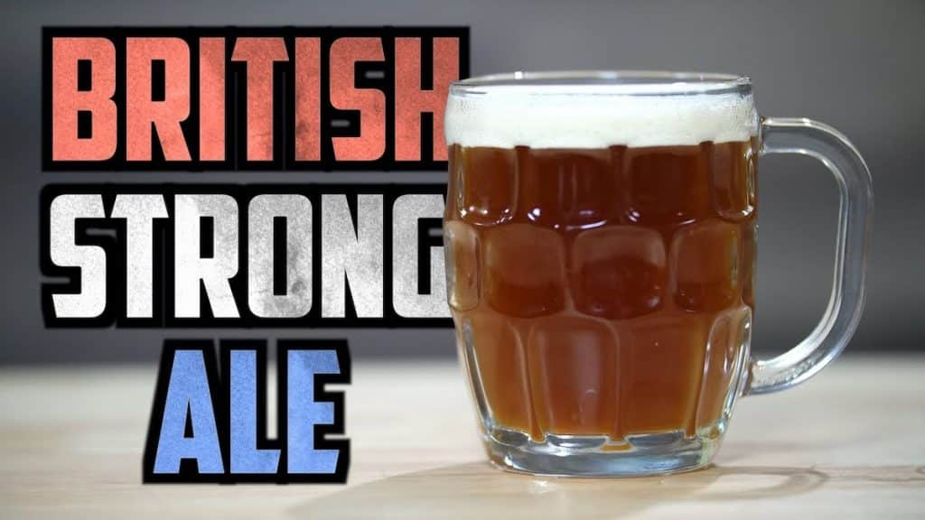 How To British Strong Ale