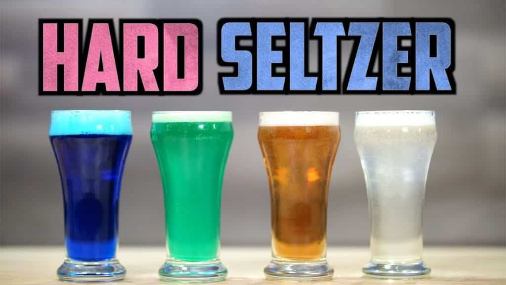 How To Make brew DIY Hard Seltzer at Home
