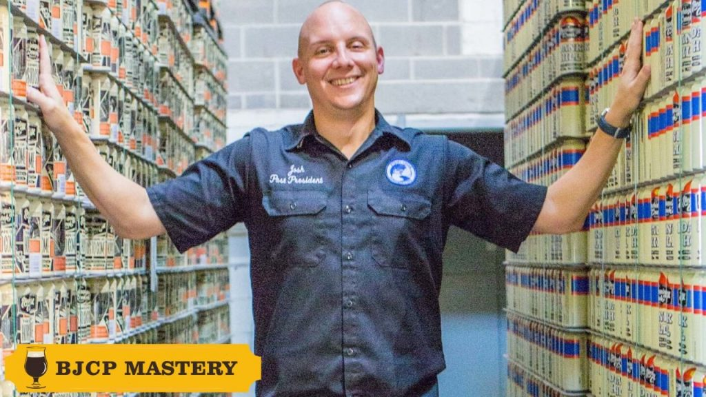 How to Become a Professional Beer Judge BJCP Mastery with Josh Weikert