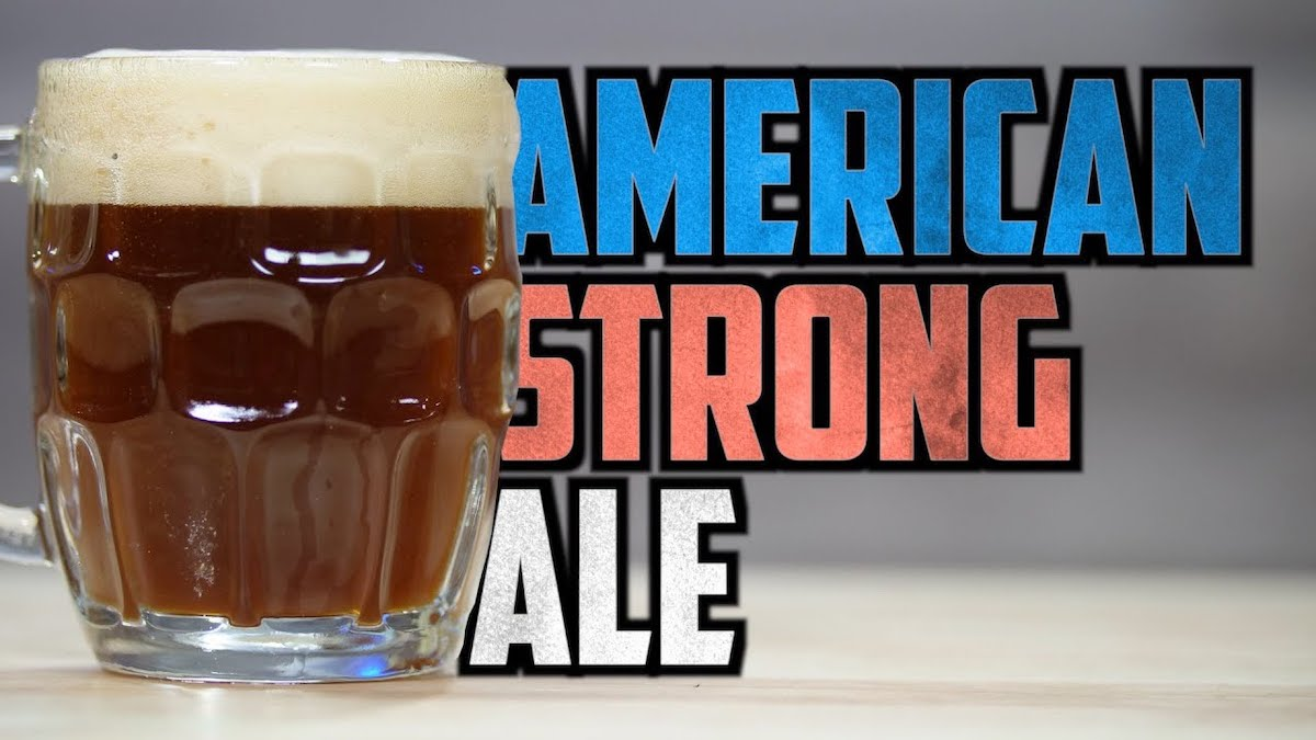 How to Brew American Strong Ale | Homebrew Challenge
