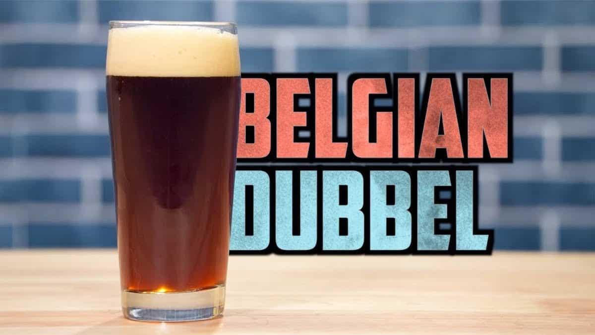 How to Brew Belgian Dubbel   Homebrew Challenge
