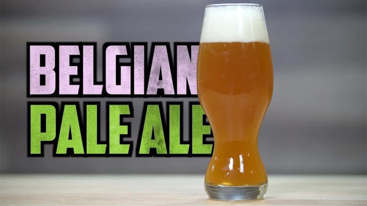 How to Brew Belgian Pale Ale | Homebrew Challenge