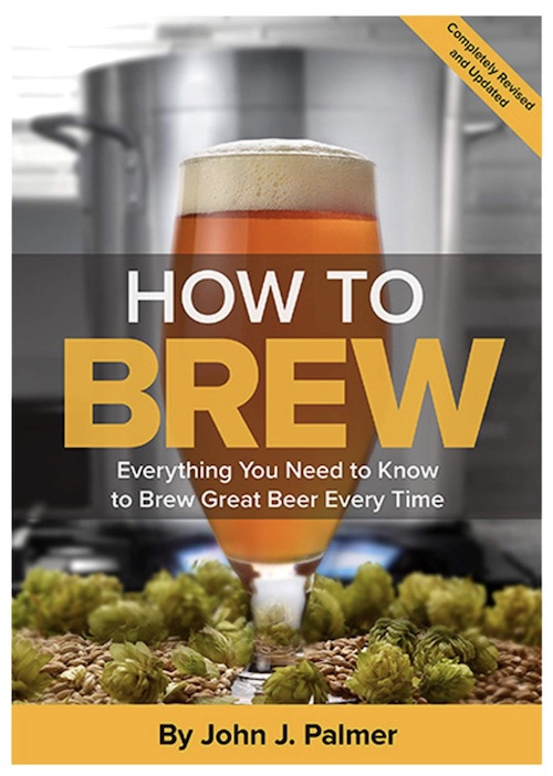 How to Brew Book by John J Palmer
