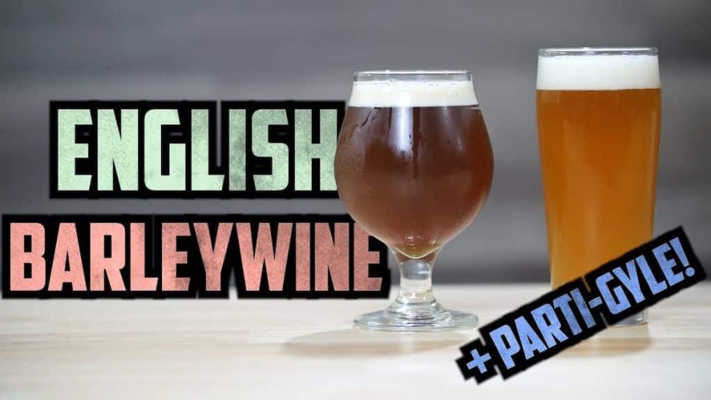 How to Brew English Barleywine