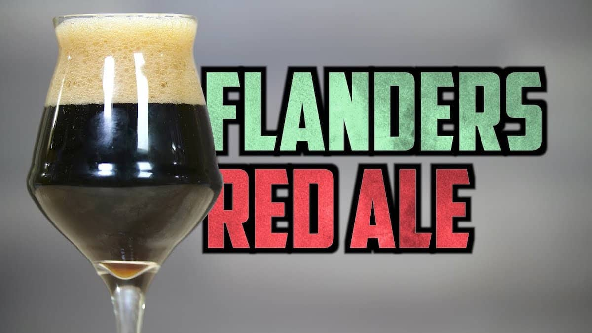 How to Brew Flanders Red Ale | Homebrew Challenge